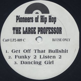 Large Professor / The LP label