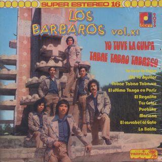 Los Barbaros / Los Barbaros Vol. XI