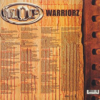 M.O.P. / Warriorz back