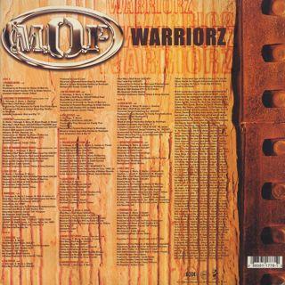 M.O.P. / Warriorz back