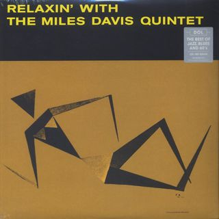 Miles Davis Quintet / Relaxin' With The Miles Davis Quintet