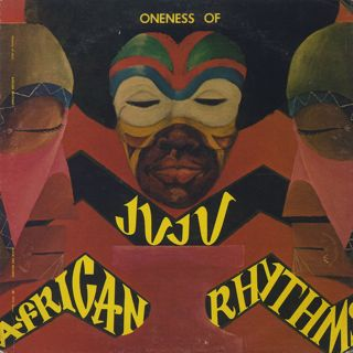 Oneness Of JuJu / African Rhythms front