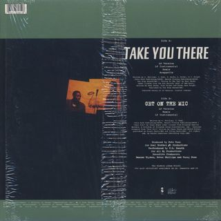 Pete Rock & C.L. Smooth / Take You There back