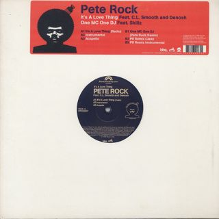 Pete Rock / It's A Love Thing