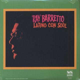 Ray Barretto / Latino Con Soul