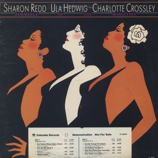 Sharon Redd, Ula Hedwig, Charlotte Crossley / Formerly Of The Harlettes front