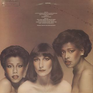 Sharon Redd, Ula Hedwig, Charlotte Crossley / Formerly Of The Harlettes back