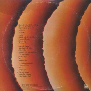 Stevie Wonder / Songs In The Key Of Life back