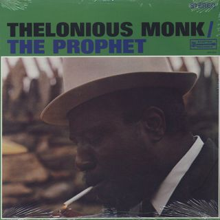 Thelonious Monk / The Prophet front