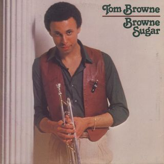 Tom Browne / Brown Sugar front