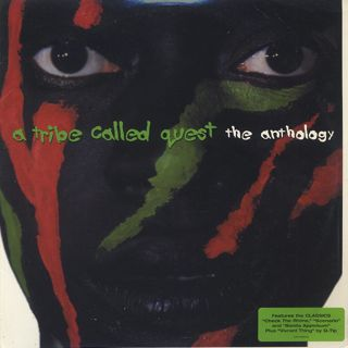 A Tribe Called Quest / The Anthology front