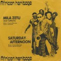 African Heritage / Mila Zetu(Our Culture) c/w Saturday Afternoon-1