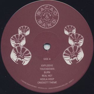 Bacao Rhythm & Steel Band / The Serpent's Mouth label