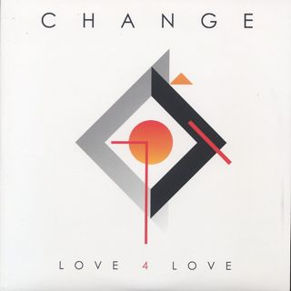 Change / Love 4 Love front
