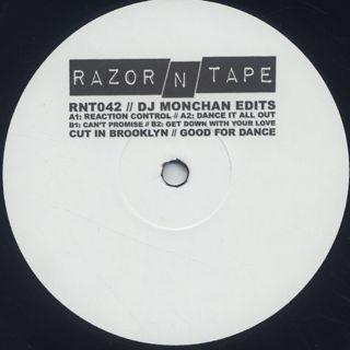DJ Monchan / DJ Monchan Edits