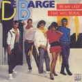 DeBarge / Be My Lady c/w Time Will Reveal