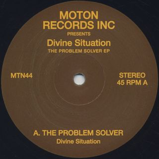 Divine Situation / The Problem Solver