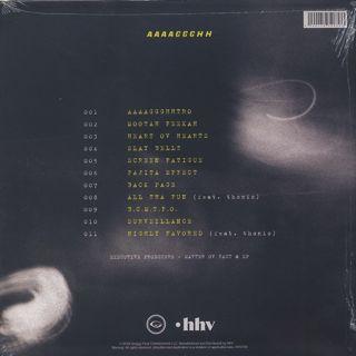 Doppelgangaz / AAAAGGGHH back