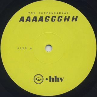 Doppelgangaz / AAAAGGGHH label