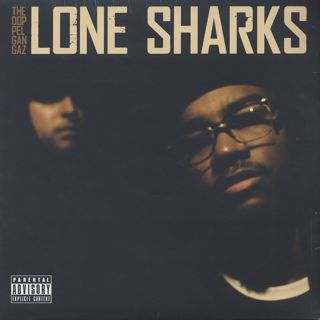 Doppelgangaz / Lone Sharks front