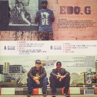 Edo.G / Afterwords back