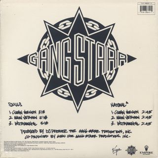 Gang Starr / Skills back