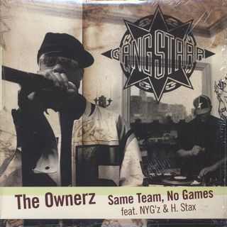 Gang Starr / The Ownerz front