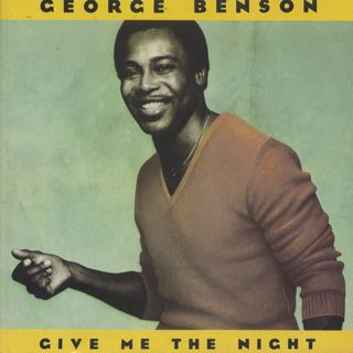 George Benson / Give Me The Night c/w Breezin' front