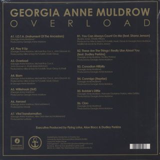Georgia Anne Muldrow / Overload back
