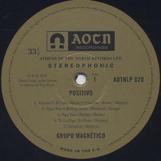 Grupo Magnetico / Positivo label