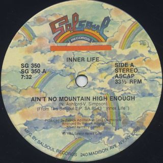 Inner Life / Ain't No Mountain High Enough back