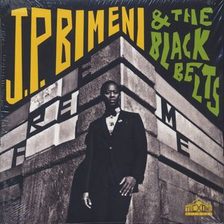 J.P. Bimeni & The Black Belts / Free Me