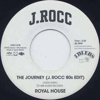 J.Rocc / Party People x Girl I'll House You back