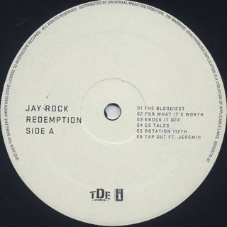 Jay Rock / Redemption label