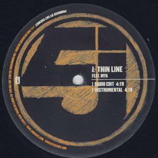 Jurassic 5 / Thin Line / A Day At The Races back