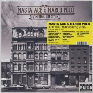 Masta Ace & Marco Polo / A Breukelen Story