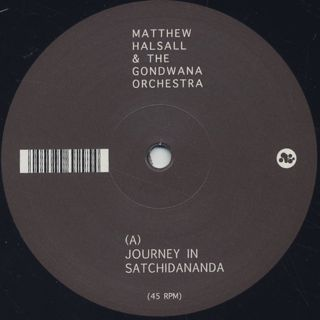 Matthew Halsall & The Gondwana Orchestra / Journey In Satchidananda back