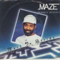 Maze featuring Frankie Beverly / Back In Stride c/w Joy And Pain