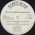 Paul Simpson Connection / Use Me, Loose Me