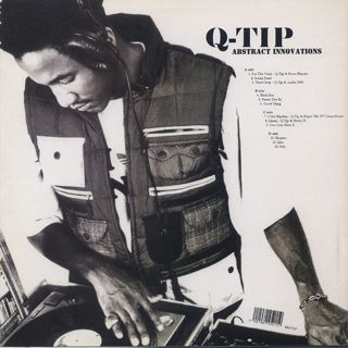 Q-Tip / Abstract Innovations back