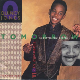 Quincy Jones / Tomorrow (A Better You, Better Me)