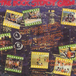 Rock Steady Crew / (Hey You) The Rock Steady Crew back
