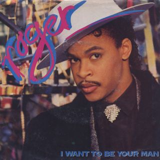 Roger / I Want To Be Your Man c/w I Really Want To Be Your Man