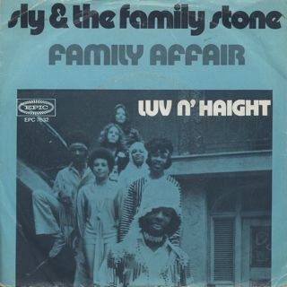Sly & The Family Stone / Family Affair