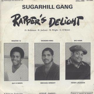 Sugarhill Gang / Rapper's Delight back