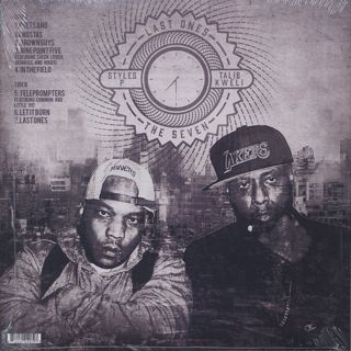 Talib Kweli & Styles P / The Seven back