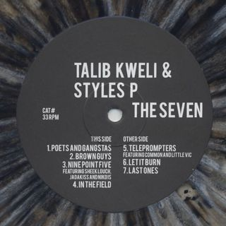 Talib Kweli & Styles P / The Seven label