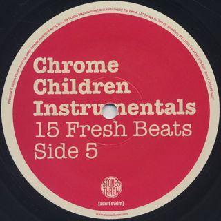 V.A. / Chrome Children Instrumentals