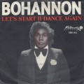 Bohannon / Let's Start II Dance Again ②-1