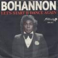 Bohannon / Let's Start II Dance Again ②